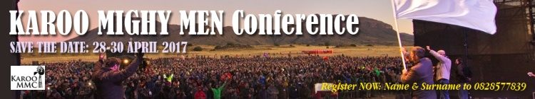 Karoo Might Men Conference