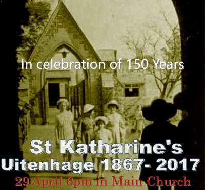 St Katharine's Uitenhage - in celebration of 150 years