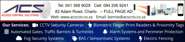 ACS Access Control Solutions