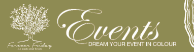 Forever Friday -- Events: Dream our Event in Colour