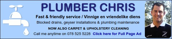 Plumber Chris