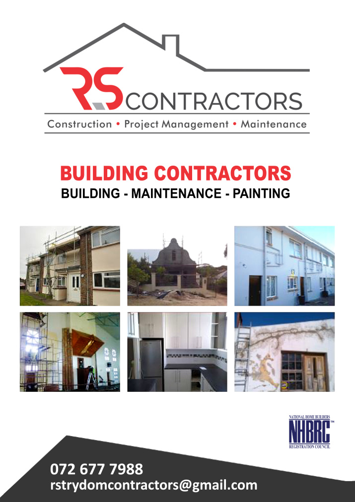 RS Contractors : Christian Business Directory - PE Church Net