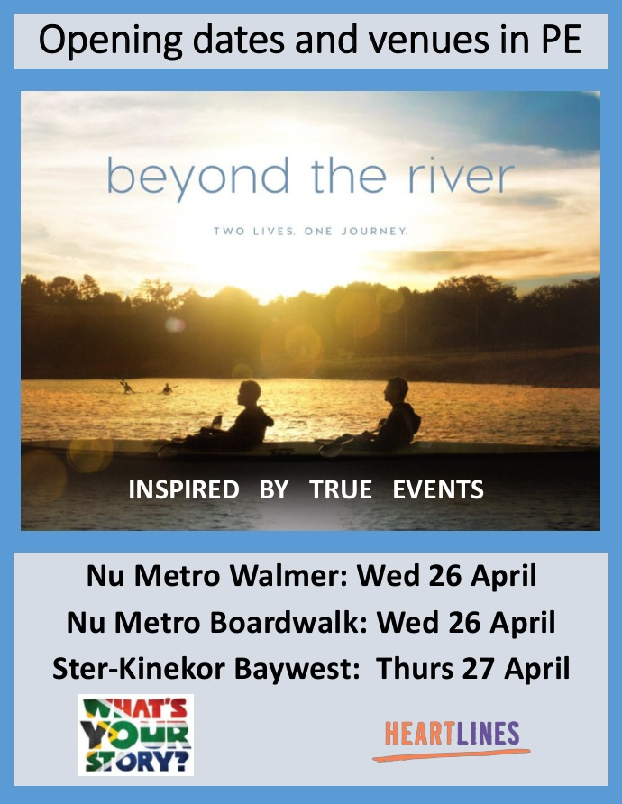 Beyond the River opening dates and venues in PE