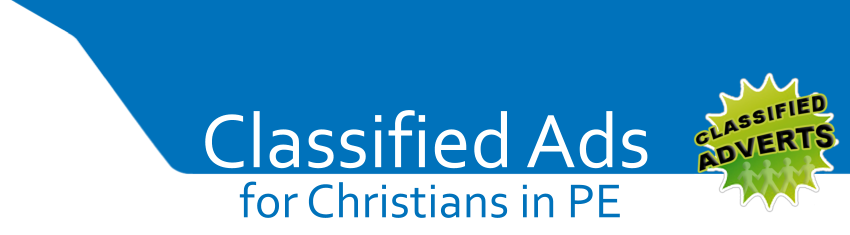Employment Wanted Classified Ads - PE Church Net